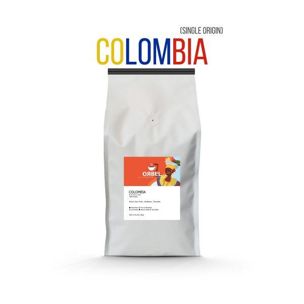 دانه قهوه کلمبیا اکسلسو اینگا آپونته