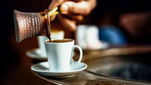 طرز تهیه قهوه ترک Turkish Coffee
