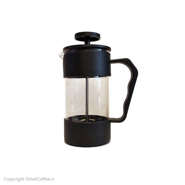 قهوه ساز Yitian مدل French Press مشکی ظرفیت 350 میلی لیتر