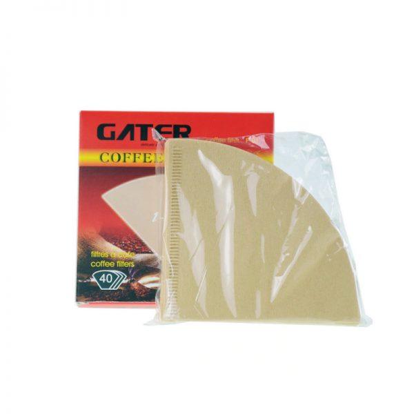 فیلتر قهوه Gater سایز 2 تا 4 کاپ