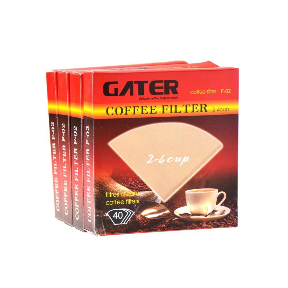 فیلتر قهوه گیتر 2 تا 4 کاپ