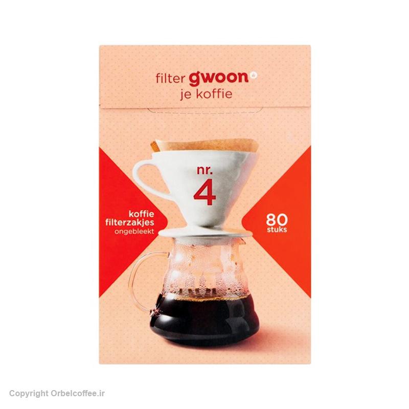 فیلتر قهوه دمی و وی 60 gwoon