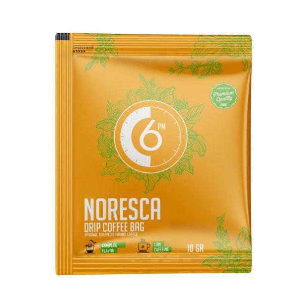 قهوه نورسکا بن مانو مدل 6 عصر
