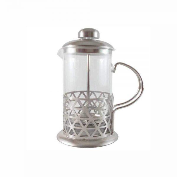 قهوه ساز Lunai مدل French Press فلزی ظرفیت 600 میلی لیتر