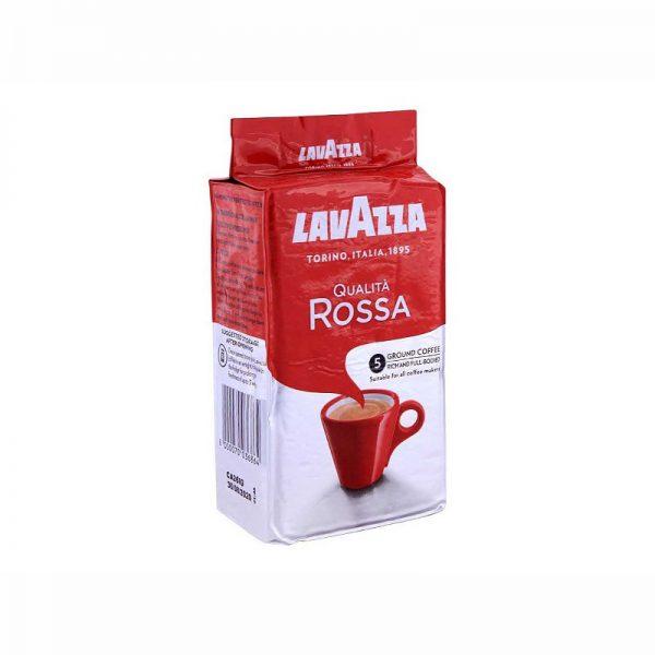 پودر قهوه لاواتزا مدل Qualita Rossa مقدار 250 گرم
