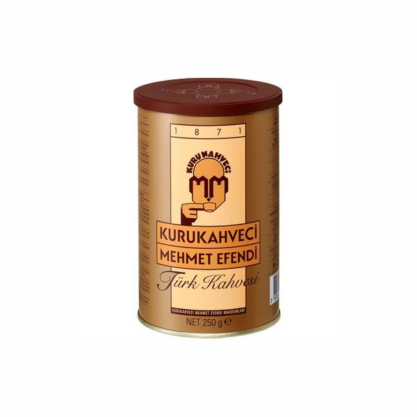 قهوه ترک مهمت افندی مدل کلاسیک 250 گرم