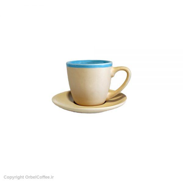 فنجان سرامیکی قهوه 60 میلی لیتری 1 عدد