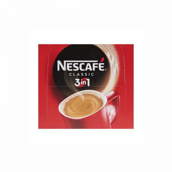 قهوه فوری 1 × 3 نسکافه بسته 20 عددی