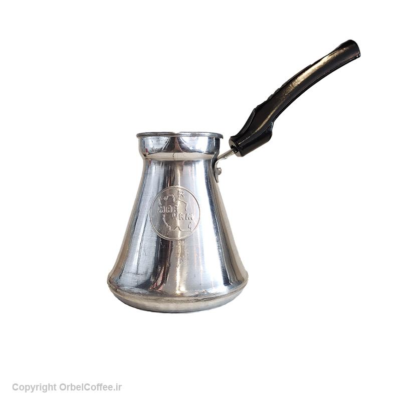 قهوه جوش آلومینیومی 6 نفره سایز بزرگ