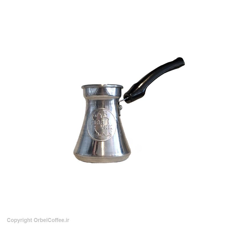 قهوه جوش آلومینیومی 2 نفره سایز کوچک