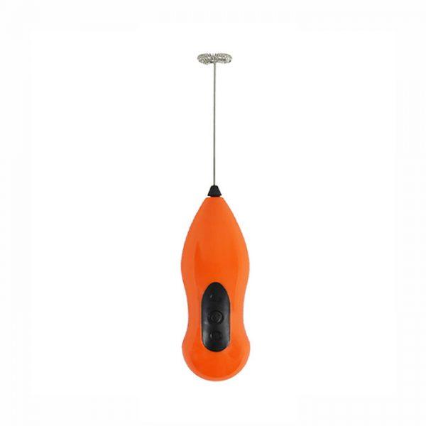 همزن کف ساز شیر مدل Puccio رنگ نارنجی