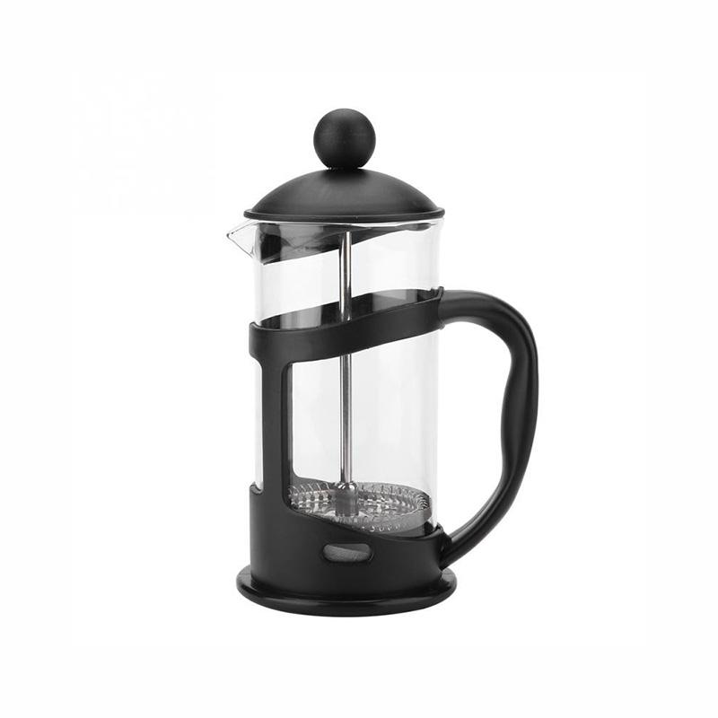 قهوه ساز Yitian مدل Sh02 رنگ مشکی ظرفیت 600 میلی لیتر