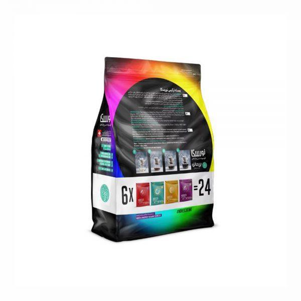 قهوه نورسکا بن مانو مدل ترکیبی بسته 24 عددی