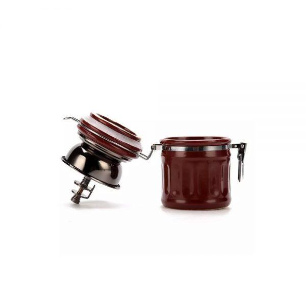 آسیاب دستی قهوه مدل بدنه سرامیکی